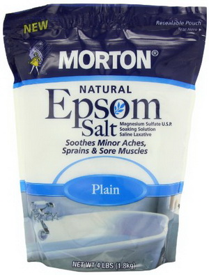 reconditioning batteries with epsom salt